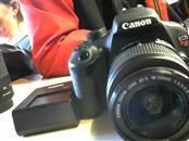 CANON Digital Camera EOS REBEL T5I 18.0 MP KIT W/ 18-55 MM LENS
